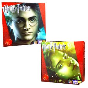 Cheap mattel Harry Potter and Hermoine Jigsaw 100 Piece Puzzles Set of 2 (B0049B96YM)