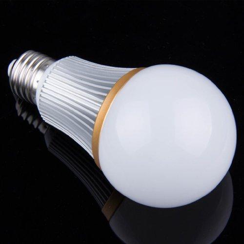 Lemonbest New Design Bright 7W Led Globe Bulb Spotlight Lamp E27 7 Leds Warm White Lighting Bulb