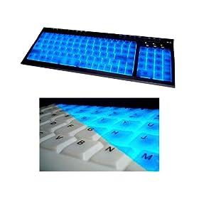 O Adesso O - Illuminated Multimedia Usb+Ps/2 Keyboard