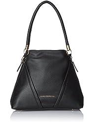 Lino Perros Women's Handbag (Black) - B01LWKEW37