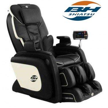BH Shiatsu M650 Venice Massage Chair - 2 Years Parts  &  Labour Warranty