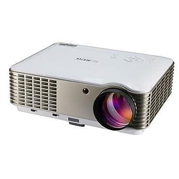 3D 3800 Lumens 1080P Home Theater Multimédia Cinéma Projector Vidéoprojecteur HDMI Projecteur