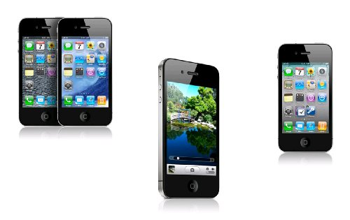 Apple iPhone 4 32GB Black SIM Free 香港版正規品
