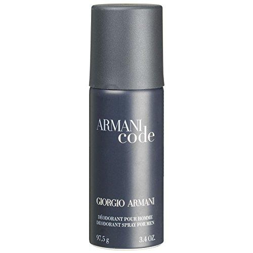 Giorgio Armani Codice Nero Spray Deodorante Uomini