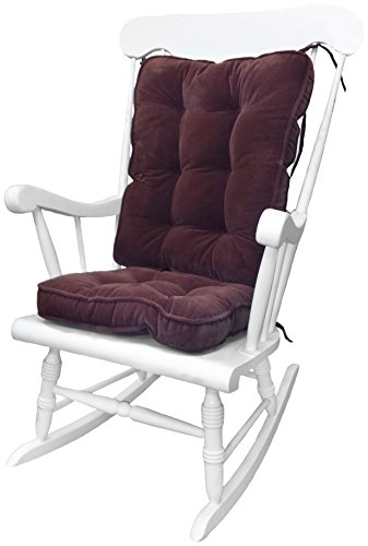 6818540 on greendale home fashions standard rocking chair cushion