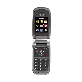 Straight Talk LG 220C Prepaid Cell Phone