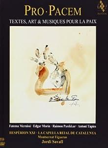 Pro Pacem : Musiques Inspirees Par La Paix De Binchois A Pärt