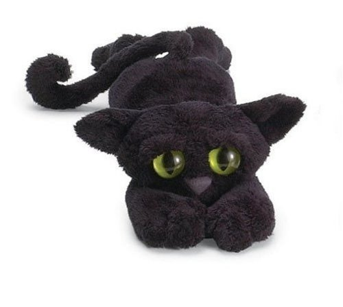 Manhattan Toy Lanky Cats Ziggy - Black front-881083