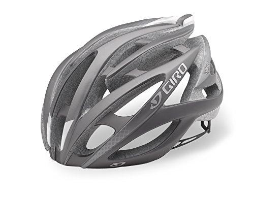 Giro Atmos II Bike Helmet - Matte Titanium Small (Road Cycling Helmet compare prices)