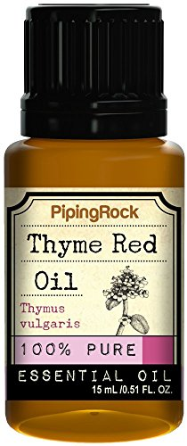 Thyme Red Essential Oil 1/2 oz (15 ml) 100% Pure -Therapeutic Grade
