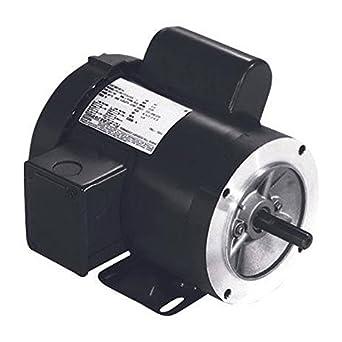 Marathon i1315 184tbfw7034 series motor 5 hp 230v 1 for 5 hp 1800 rpm motor