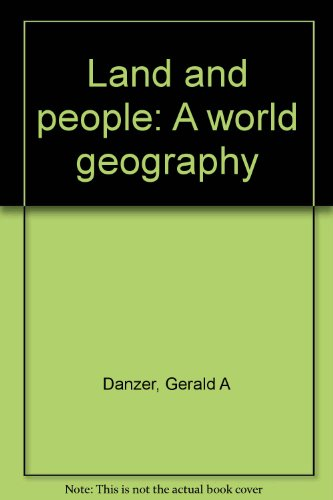 Land and people: A world geography