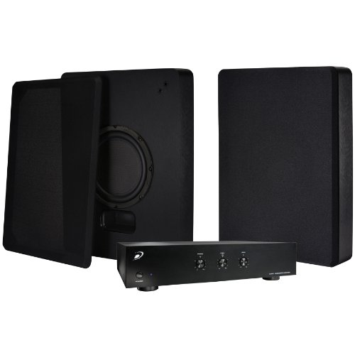Dayton Sa230/2Vs8 Dual Subwoofer System Amplifier Package