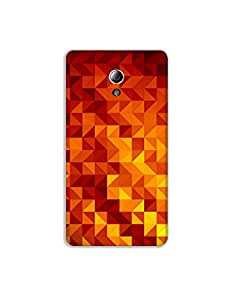 Asus Zenfone Go ht003 (112) Mobile Case from Mott2 - Box Art Abstract (Limited Time Offers,Please Check the Details Below)