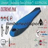 High Peak Extreme Pak 0 Degrees Sleeping Bag