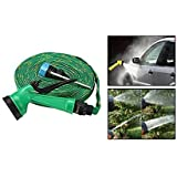 Everny Water Spray Gun For Home Bike Car Cleaning Gardening Plant Tree Watering Wash - Multifunction Garden Hose