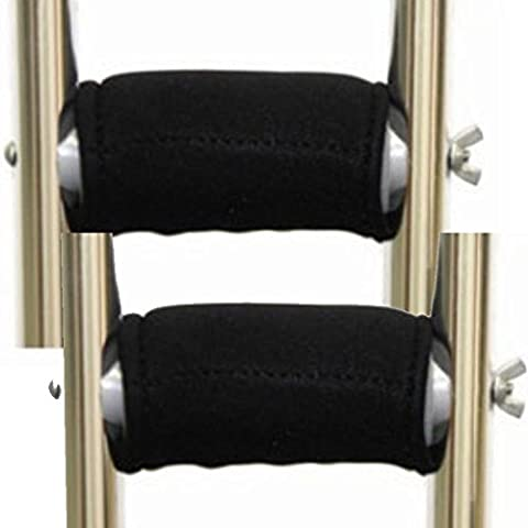 Hand Pads For Crutches Gel Crutch Hand Grip Covers