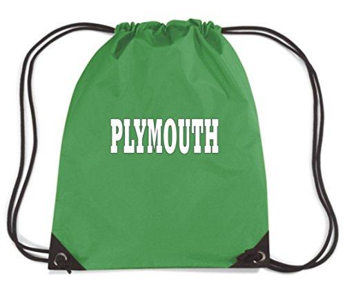 t-shirtshock-mochila-budget-gymsac-wc0777-plymouth-talla-capacidad-11-litros