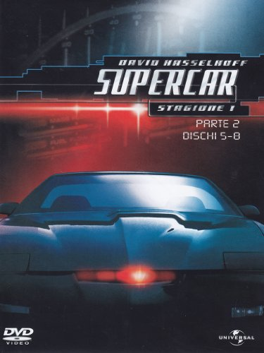 SupercarStagione01Volume02 [4 DVDs] [IT Import]