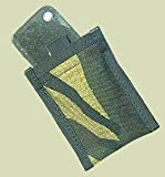Medium Survival Mirror Pouch - Woodland Camo - Raine, Inc.
