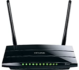 TP-LINK TL-WDR3500 N600 Wireless Dual Band Gigabit Cable Router with USB Port