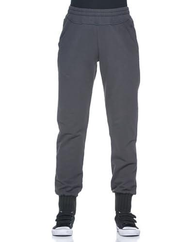 Dimensione Danza Cuffed Pantalone [Grigio Scuro]