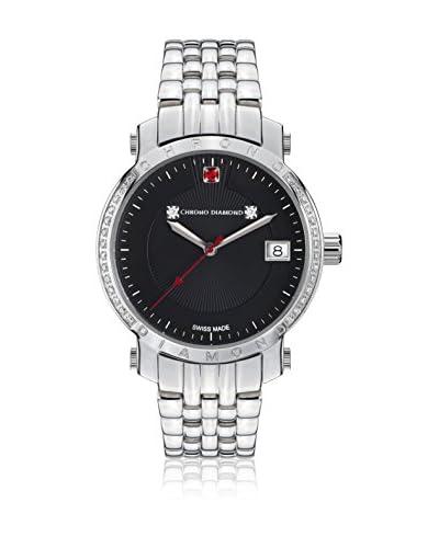 Chrono Diamond Reloj de cuarzo Woman 10610 Nesta Plateado 35 mm