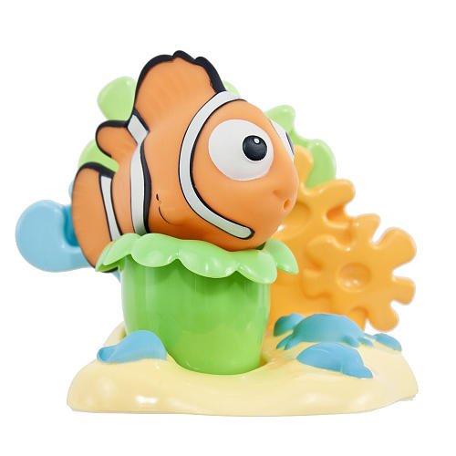 Sassy Finding Nemo Scoop, Squirt Store Bath Toys front-1031151