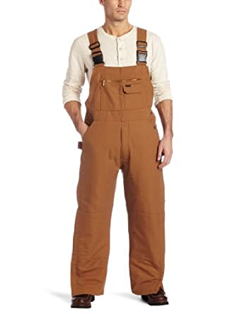 Key Industries Mens Fire Resistant Insulated Duck Bib Overall by Key Industries