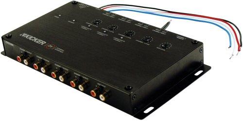 Kicker 8 Ch. Summing Interface W/ Aux In