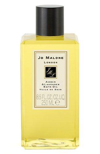 Jo Malone Amber & Lavender Bath Oil (8.5 oz.) 8.5 Ounce Bath