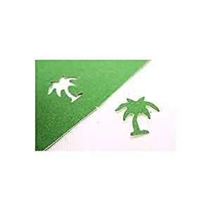 Uchida LV-CP79 Clever Lever Craft Punch, Palm Tree