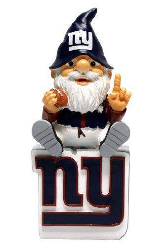 NFL Gnome On Team Logo ( Color:New York Giants New York Giants) by Caseys