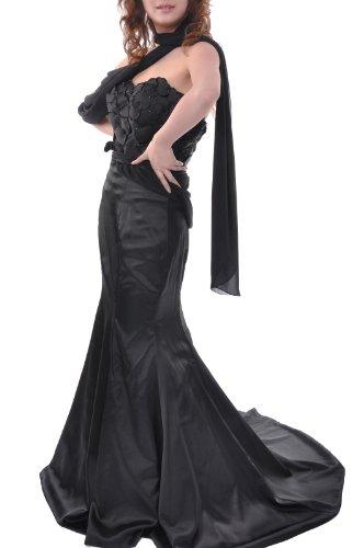 Celebrity Dresses, Color Black ,2