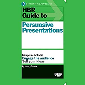 HBR Guide to Persuasive Presentations Hörbuch