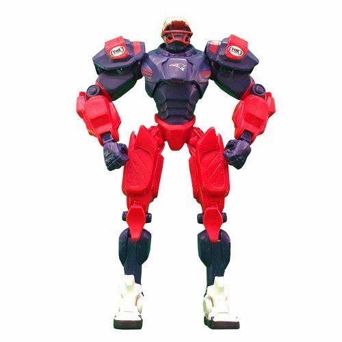 NFL New England Patriots 10-Inch Fox Sports Team Robot