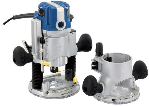 Draper Expert 45368 230-Volt 1,350-Watt Combination Router Kit