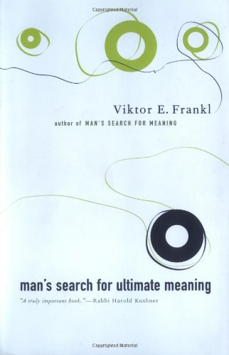 Man's Search for Ultimate Meaning (Scarcrow)