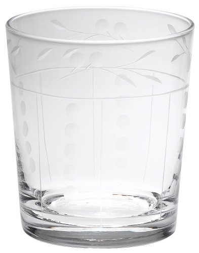 Buy Signature Housewares Sorrento Double Old-Fashioned Glasses, Set of 4