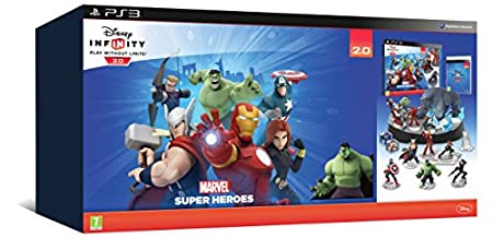 Disney Infinity 2.0 Collector's Edition Avengers Starter Pack (PS3)