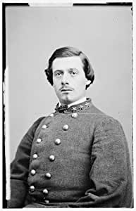 Photo: Colonel Hinsdale,Confederate States,America,soldiers,military personnel,1860 1