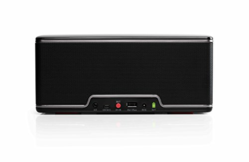 RIVA TURBO X RTX01B Premium Wireless Bluetooth Speaker (Black)