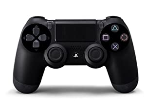 Sony PlayStation DualShock 4 - Jet Black (PS4)