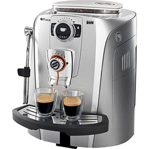 talea giro plus automatic espresso machine with saeco aroma system rapid steam. Black Bedroom Furniture Sets. Home Design Ideas