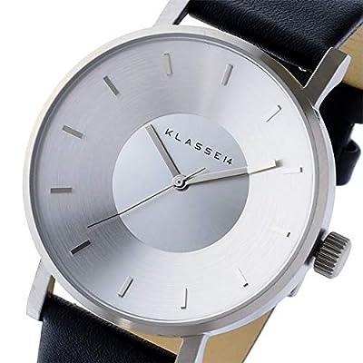 KLASSE14(クラス14) クラス14 ヴォラーレ Volare 42mm ユニセックス 腕時計 VO14SR001M シルバー/ブラック [並行輸入品]