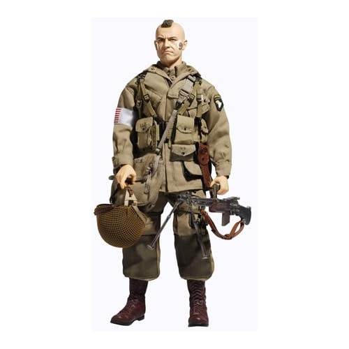 101st Airborne Division 'George Goldman' - 1/6th Scale Military Action Figure - Dragon Action Figure