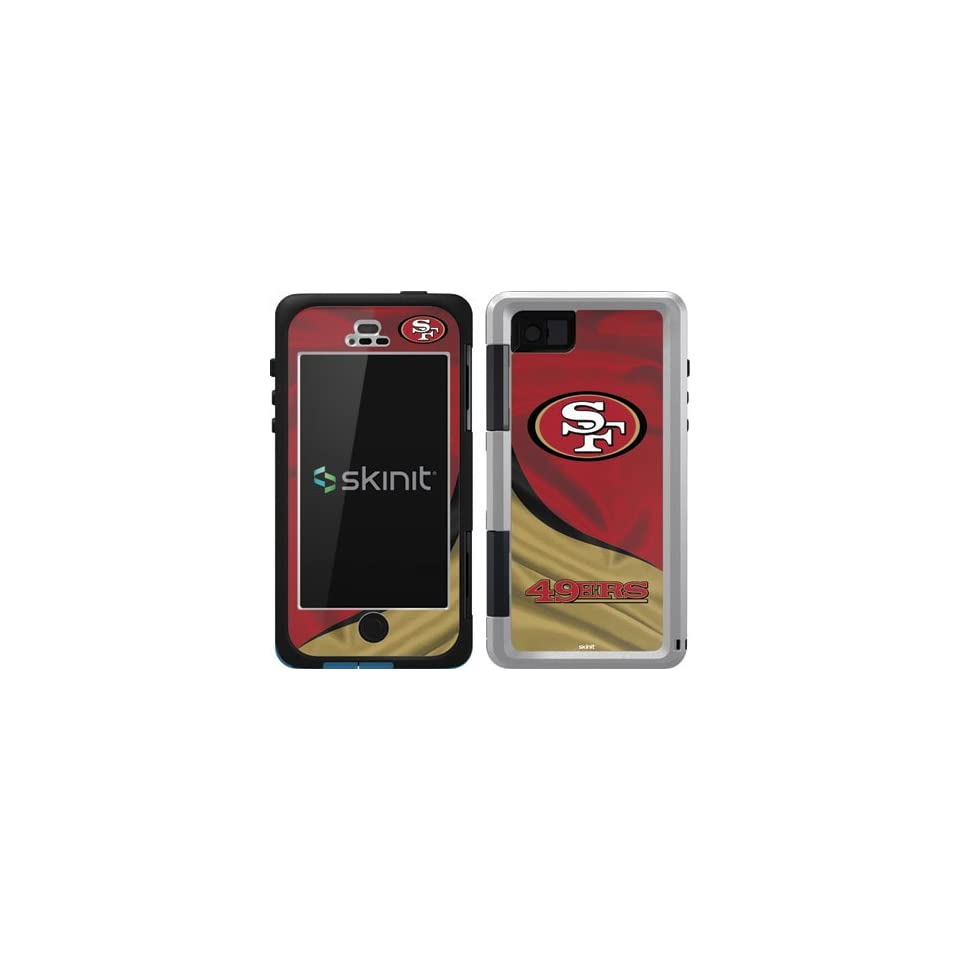 NFL San Francisco 49ers Otterbox Armor iPhone 5 & 5s Skin   San Francisco 49ers Vinyl Decal Skin For Your Armor iPhone 5 & 5s