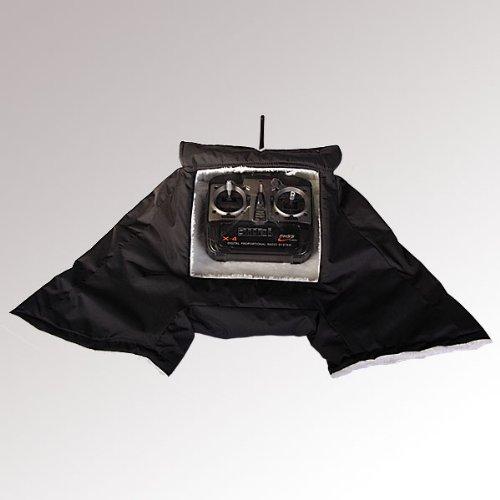 arkai-sendermuff-schwarz-winter-fur-hand-und-pultsender-geeignet-nur-bei-uns-einstellbares-bundchen-