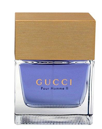gucci pour homme ii by gucci for eau de toilette spray 3 3 oz perfume