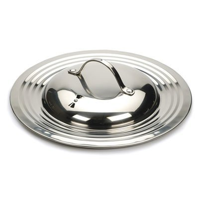 Rsvp Endurance 18/8 Stainless Steel Universal Lid front-580733